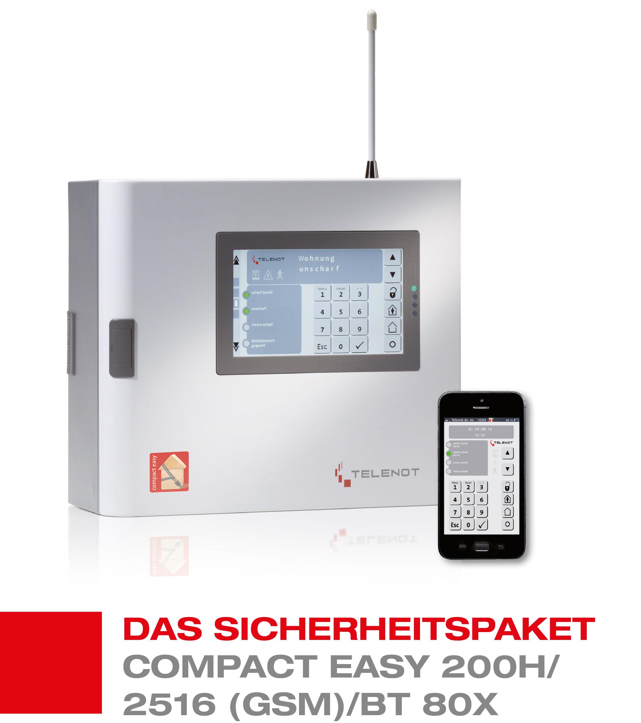 Einbruchmeldeanlagen Würzburg - Beck Elektrotechnik